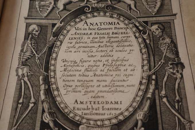 Title page of the Epitome