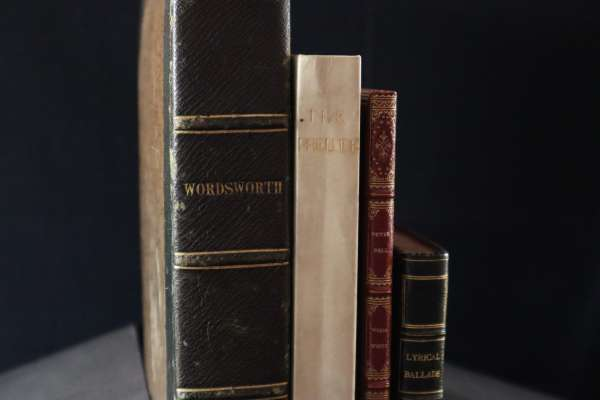 Volumes of Wordsworth's Poetry in the Rare Book Collection