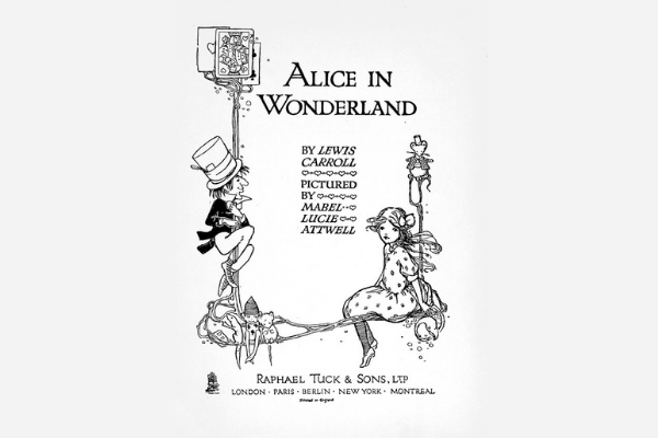 Atwell Art for Alice in Wonderland